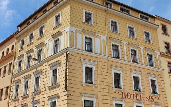 Praha: Gallery Hotel SIS