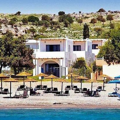 Řecko - Rhodos letecky na 5-15 dnů