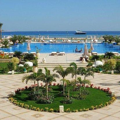 Egypt - Sahl Hasheesh letecky na 8-15 dnů