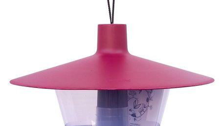 Krmítko pro ptáčky Finch, červená
