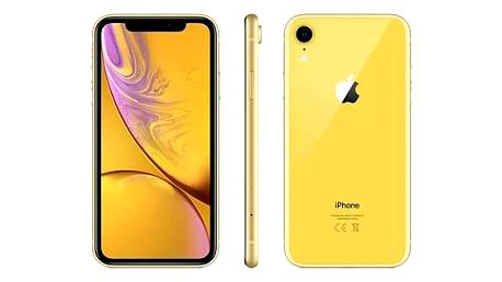 iPhone Xr 64GB žlutá