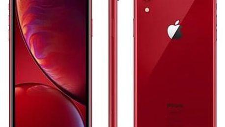iPhone Xr 128GB červená