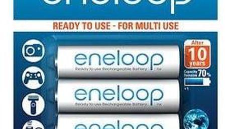 Baterie Panasonic eneloop AA 1900mAh 4ks