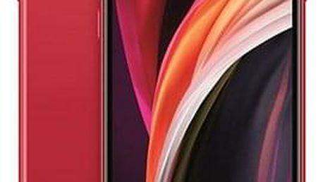 iPhone SE 128GB červená 2020