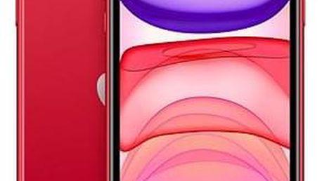 iPhone 11 128GB červená