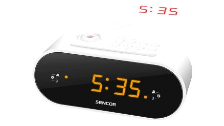 SRC 3100 W Radiobudík s projekcí Sencor