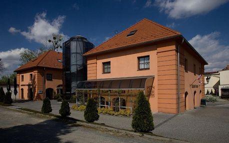 Olomoucký kraj: Zámecký Hotel Zlatý Orel