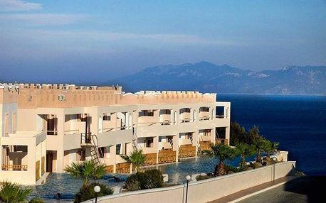 Řecko - Kos letecky na 10-15 dnů, all inclusive