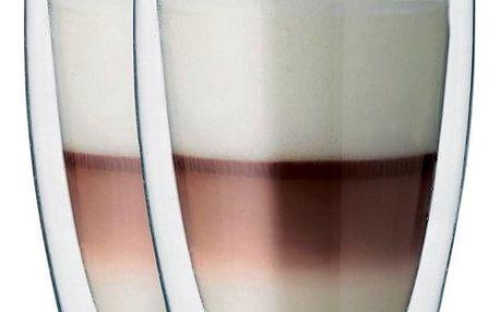 """Maxxo """"Cafe Latte"""" 2dílná sada termo sklenic, 380 ml"""