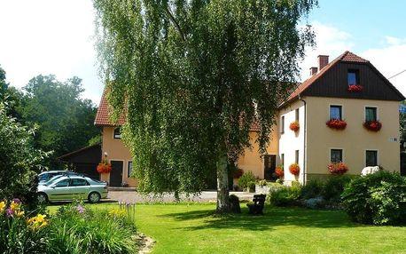 Adršpašsko-teplické skály: Apartmány Adršpach u Kozárů