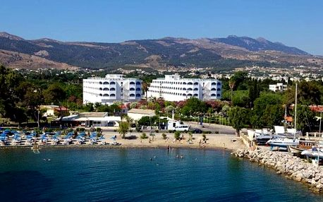 Řecko - Kos letecky na 4-22 dnů, polopenze
