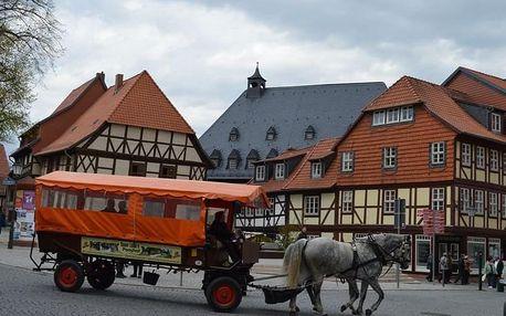 Tajemný Harz a rej čarodějnic, Sasko-Anhaltsko
