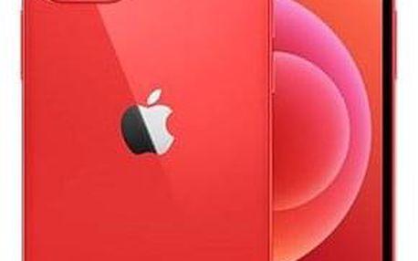 iPhone 12 Mini 64GB červená
