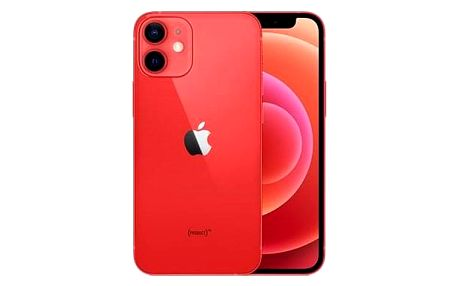 iPhone 12 Mini 128GB červená
