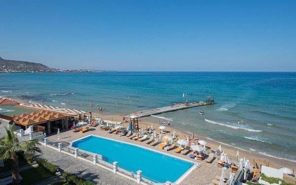 Alexander Beach Hotel & Village, Kréta, Řecko, Kréta, letecky, snídaně v ceně2