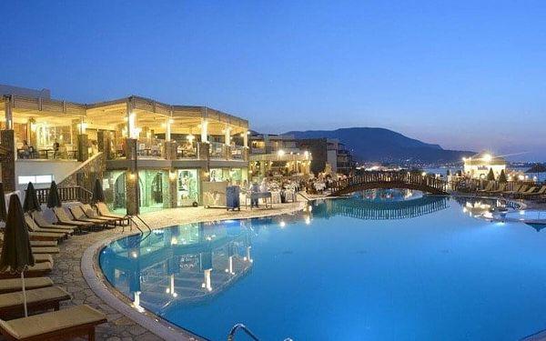 Alexander Beach Hotel & Village, Kréta, Řecko, Kréta, letecky, snídaně v ceně3