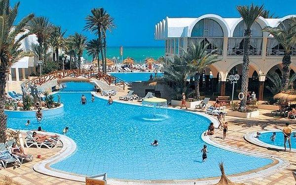 DAR DJERBA ZAHRA, Djerba, Tunisko, Djerba, letecky, all inclusive2