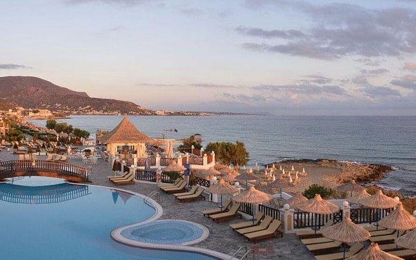 Alexander Beach Hotel & Village, Kréta, Řecko, Kréta, letecky, snídaně v ceně5