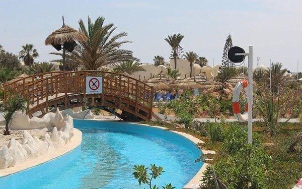 DJERBA AQUA RESORT, Djerba, Tunisko, Djerba, letecky, all inclusive4