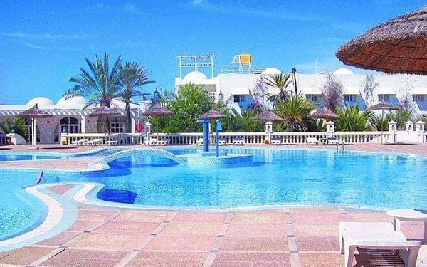 DJERBA AQUA RESORT, Djerba, Tunisko, Djerba, letecky, all inclusive5