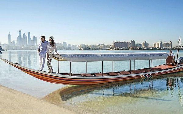 Hotel Anantara The Palm Dubai, Dubaj, letecky, snídaně v ceně4