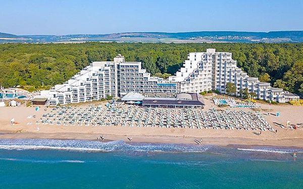 Hotel Mura Beach, Varna, letecky, all inclusive5