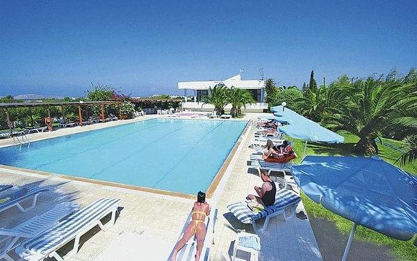 Nina Hotel, Kos, Řecko, Kos, letecky, polopenze5