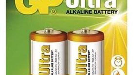GP Ultra Alkaline LR14 (C) 2ks v blistru