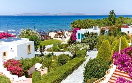 Řecko - Kos letecky na 8-15 dnů
