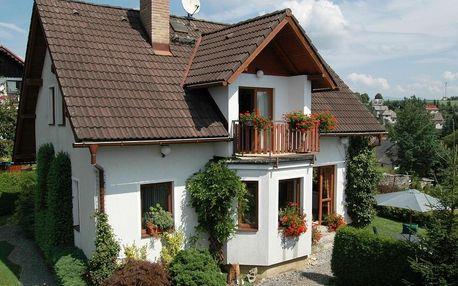 Liberecký kraj: Spacious Holiday Home near Bozkov with Terrace