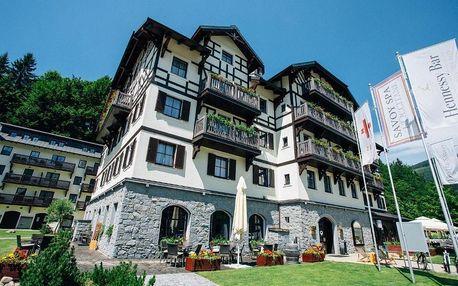 Královohradecký kraj: Savoy Hotel
