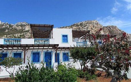 Řecko - Karpathos letecky na 8-15 dnů
