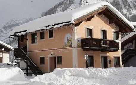 Itálie - Livigno na 8 dnů