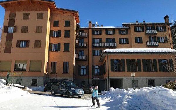 Itálie - Passo Tonale na 6-8 dnů, polopenze