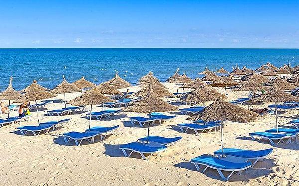 Hotel Sentido Bellevue Park, Tunisko pevnina, letecky, strava dle programu2