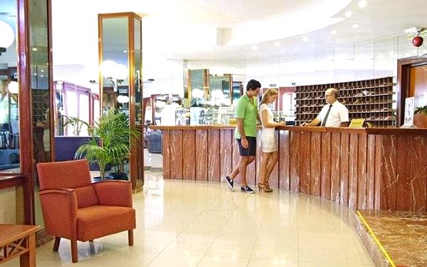 HOTEL PINERO TAL, Mallorca, Španělsko, Mallorca, letecky, polopenze2