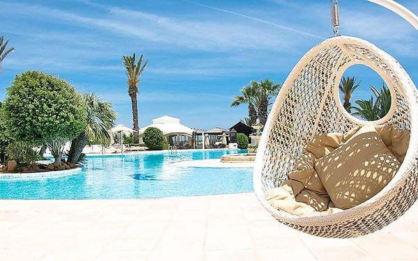 Hotel Sentido Bellevue Park, Tunisko pevnina, letecky, strava dle programu4