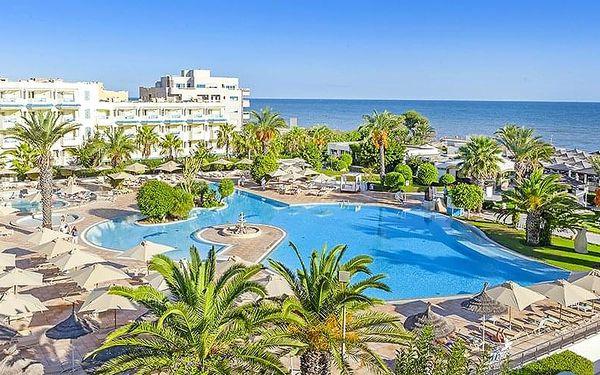 Hotel Sentido Bellevue Park, Tunisko pevnina, letecky, strava dle programu5