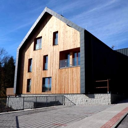 Bedřichov, Liberecký kraj: Apartmán Milíř