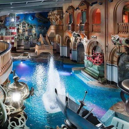 Liberec: Wellness Hotel Babylon