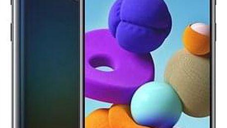 Samsung Galaxy A21s 64GB černá