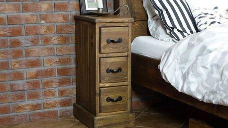 Noční stolek Rustyk 1