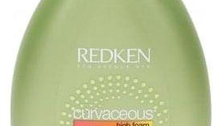 Redken Curvaceous High Foam 300 ml šampon pro ženy