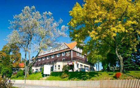 Krkonoše: Pobyt v přírodě v Hotelu SPA Bílý Hořec *** s neomezeným vstupem do wellness centra a polopenzí