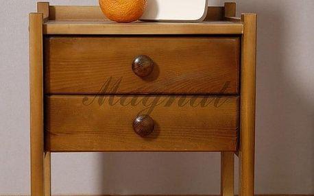 Noční stolek IDA - dub