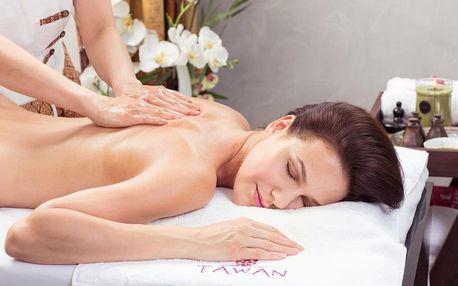 Aromatická olejová masáž