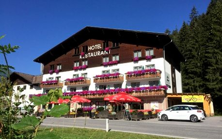 Rakouské Alpy: Hotel Styrolerhof