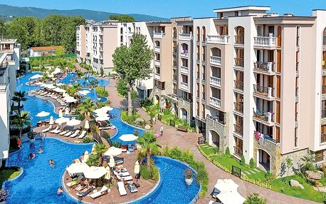 Bulharsko - Slunečné pobřeží letecky na 7-15 dnů, snídaně v ceně