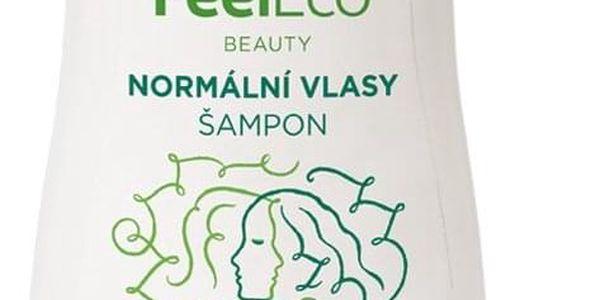 Dárkový balíček Kosmetika Feel Eco Sprchové gely: Granátové jablko 300ml, Šampony: Normální vlasy, Kosmetika: Krabička kosmetiky Feel Eco2