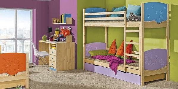 Dětská postel TRIO2
